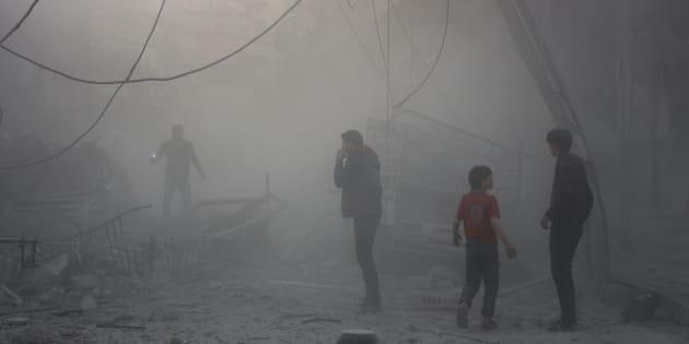 """L'Onu accuse Assad de planifier """"l'apocalypse"""" en Syrie"""