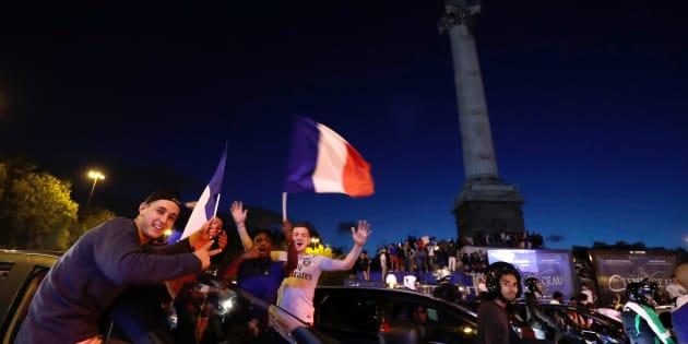 La Bastille, après France-Belgique