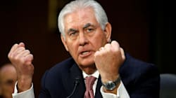 Senate Confirms Former Exxon Mobil CEO Rex Tillerson For Secretary Of