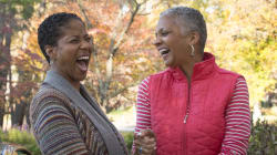 Don't Worry, Be Happy. It May Help You Live Longer: