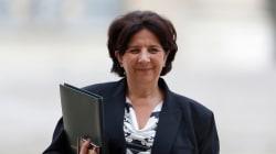 La ministre juge