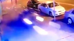 Ce conducteur a miraculeusement évité le pire dans cet accident