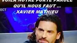 Xavier Mathieu chouchou des gilets jaunes après son passage sur