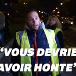 Ces gilets jaunes parisiens n'ont pas eu le temps d'aller bien