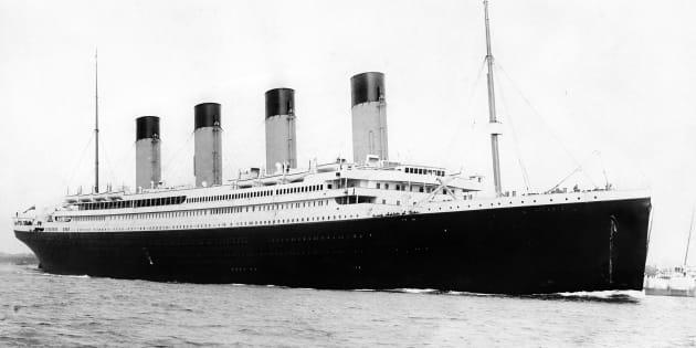 """Vous allez pouvoir retourner """"sur"""" le Titanic, mais ça va coûter cher"""