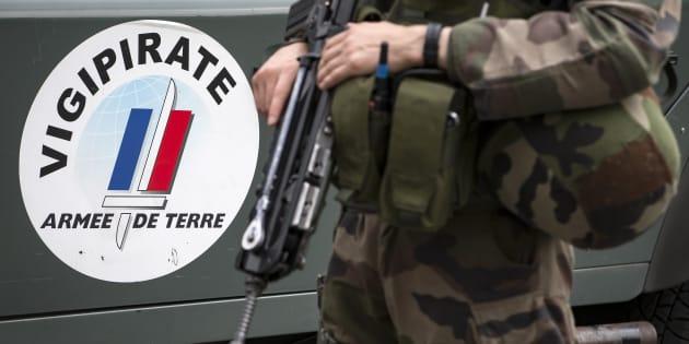 (Photo d'illustration) Un ancien militaire français parti faire le jihad condamné à 8 ans de prison