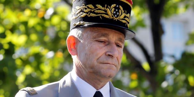 La Grande Armée alla sfascio. La denuncia del generale cacciato via da Macron