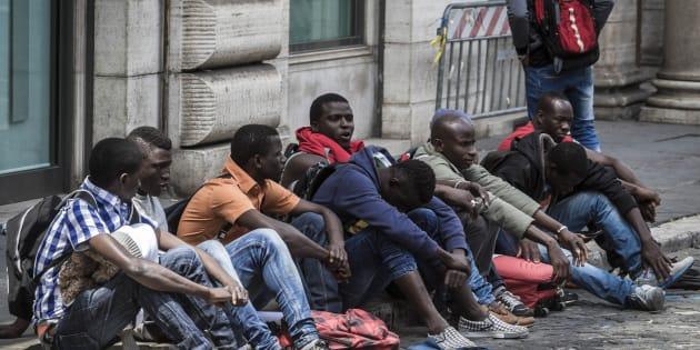 Chiude il Cara di Castelnuovo di Porto: la sinistra protesta