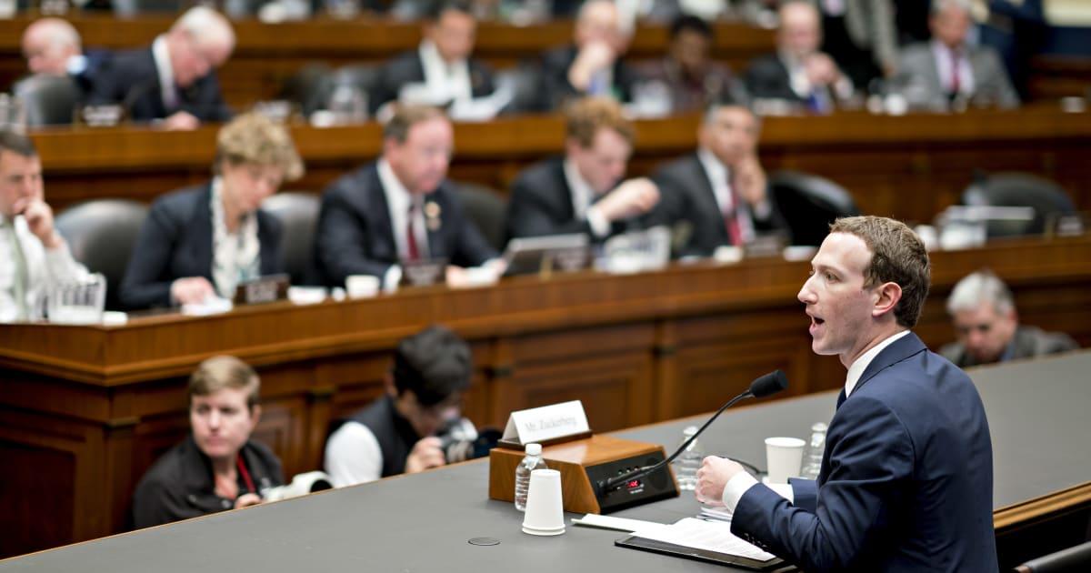 Mark Zuckerberg Sexplique Devant Les Elus Europeens Ce Mardi
