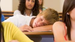 Psychologists Find An Alarming Long-Term Effect Of Teen Sleep