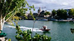 La nueva atracción de París: una alberca en el