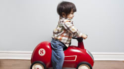 Kids Who Drive Toy Cars Into Surgery Are Less Scared: