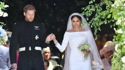 Designer Emilia Wickstead Says Meghan Markle's Wedding Dress Is 'Identical' To Her