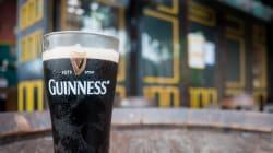 La cerveza Guinness no es lo que