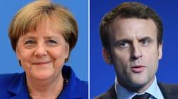 Macron vola dalla Merkel, primo test per l'asse franco - tedesca e il futuro