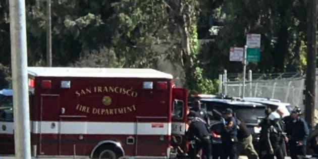 Varios heridos en un tiroteo en una oficina de correos en for Oficina internacional de origen correos