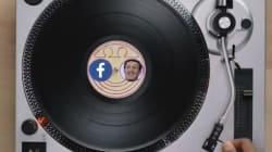 Le format vidéo anniversaire de Facebook détourné pour ses 15