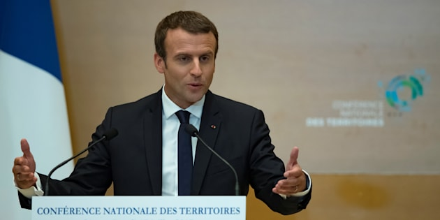 Couverture intégrale en très haut débit: Macron accélère de deux ans son calendrier