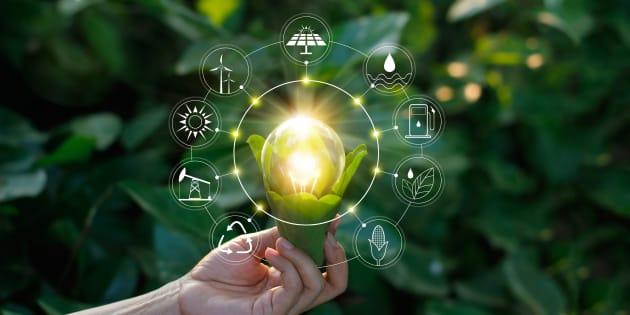 Piano per l'energia e il clima |  una transizione ecologica solidale