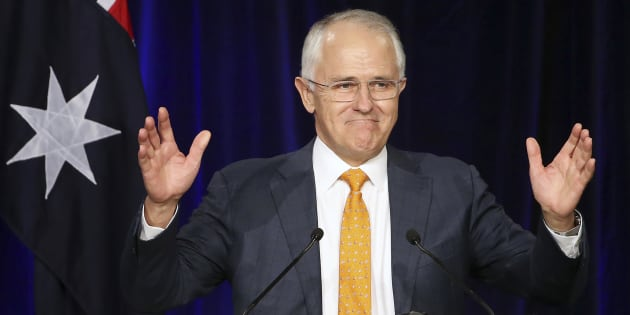 Malcolm Turnbull called a double dissolution election when the legislation was blocked in the previous parliament.