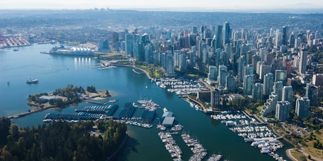 Vancouver, B.C., is the hottest major job market in Canada, according to a survey from Express Employment Professionals.