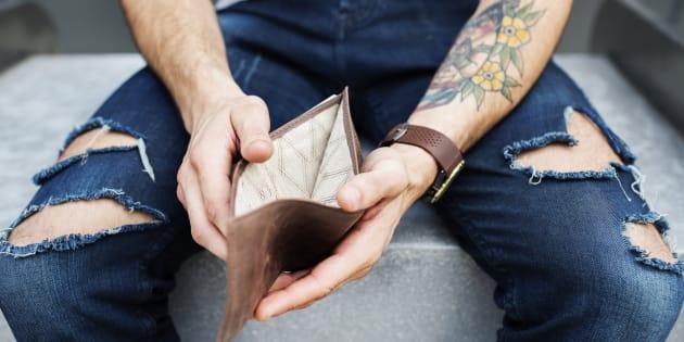 Les moins de 30 ans figurent parmi les plus touchés par la pauvreté.