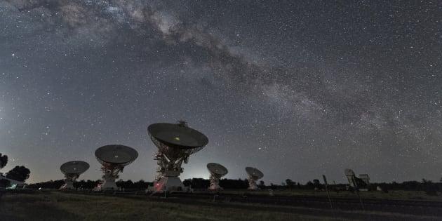 De mystérieux signaux provenant de l'espace à nouveau détectés