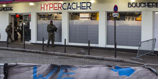 Attentat de l'Hyper Cacher: six personnes en garde à vue
