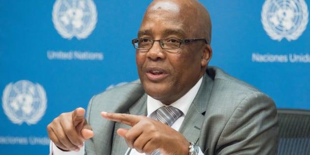 Dr. Aaron Motsoaledi