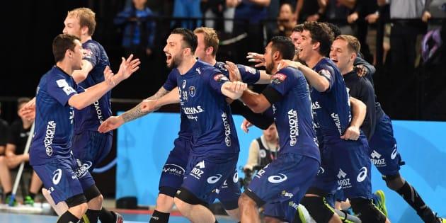 Nantes, PSG, Montpellier: le handball français place trois clubs au Final Four de la Ligue des Champions de handball.