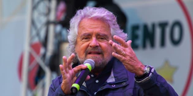 Beppe Grillo annuncia: