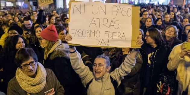 La resistenza delle donne al machismo di Vox in Andalusia