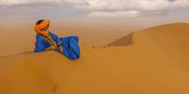 Parmi les peuples qui sont atteints de manière aiguë par le syndrome du nomade, il y a le mien, les Berbères.