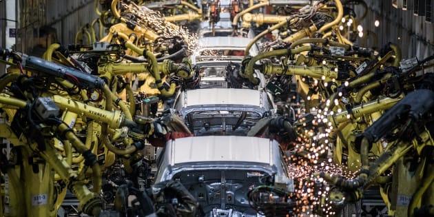 Et si Trump avait gagné à cause des robots dans les usines américaines ? Une nouvelle étude fait le lien entre automatisation et vote républicain en 2016.