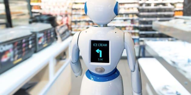 Licenziato in Scozia il primo robot