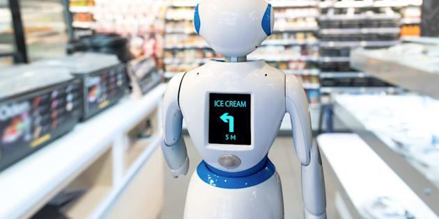 Licenziato il primo robot della storia
