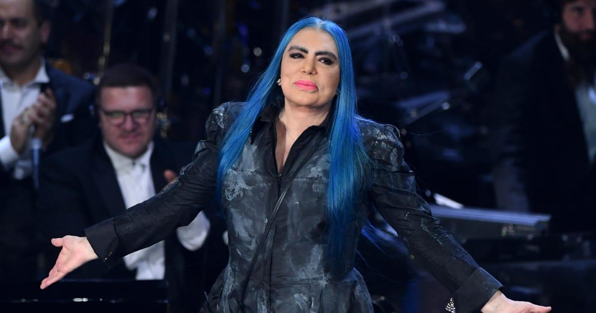 """Sanremo 2019, Loredana Bertè: """"Sono qui per vincere. Il premio Mia Martini ce l'ho già a casa"""""""