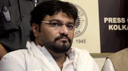 Kolkata Police File Charge Sheet Against Union Minister Babul Supriyo For 'Outraging