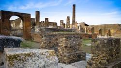 Furto in scavi Pompei: rubata borchia del VI sec