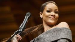 Rihanna se divertiu e emocionou todo mundo com seu discurso de 'Ativista do Ano' em