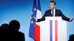 Macron prepara ley para acelerar expulsiones de migrantes sin