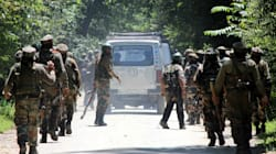 Hizbul Militant Killed In Encounter With Security Forces In J&K's