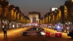 Coups de feu sur les Champs-Élysées: un policier tué, deux autres