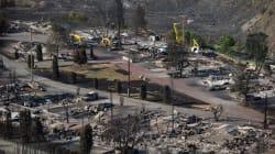 Feux de forêt: 14 000 personnes sont évacuées en