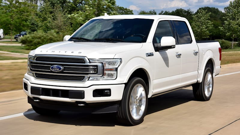 2018 Ford F-150 First Drive | A light, but smart refresh