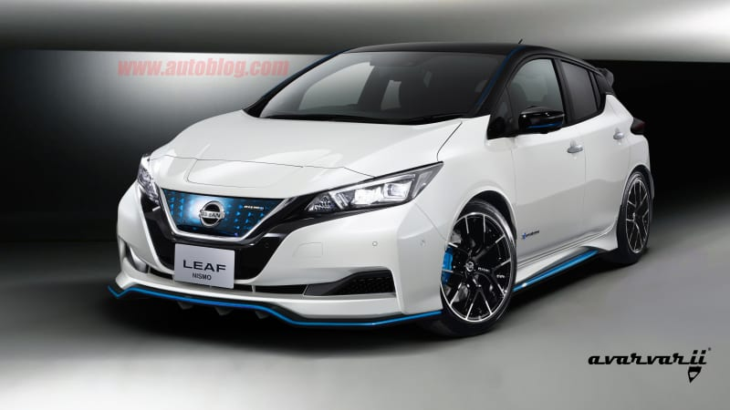 Want A Nismo Next Gen Nissan Leaf Here S What It Could Be Like