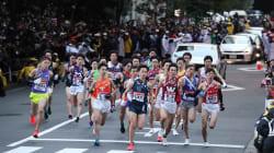 箱根駅伝、駒澤大学の次走者がスタート地点にいないハプニング しばらくたすきを渡せず