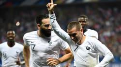 Regardez les buts de la belle victoire des Bleus face à
