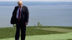 Trump lascia il