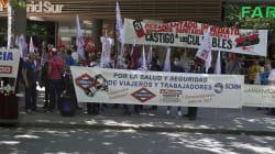Un maquinista jubilado de Metro de Madrid contrae cáncer por exposición al